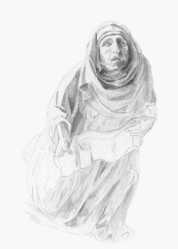 Gargola-de-una-anonima-al-carrer-del-bisbe
