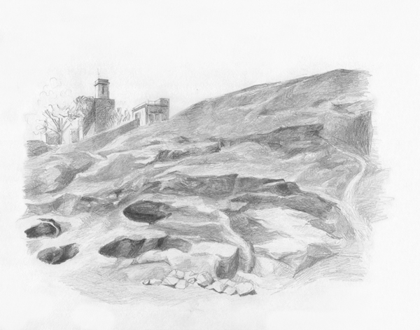 Turo-de-la-rovira,-antic-poblat-iber